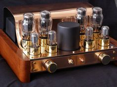 tube amplifier 6N13S | Flickr - Photo Sharing!