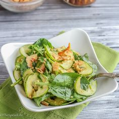 Salad & Slaw on Pinterest | Quinoa Salad, Salad and Dressing