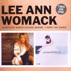 #Womack lee ann - something #worth leaving #behind/i hope you dance,  View more on the LINK: 	http://www.zeppy.io/product/gb/2/172335727738/