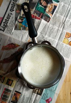 Making Ghee by What's in Season with Des