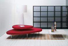 Banquette contemporaine (design organique) PEBBLES by Marten Claesson, Eero Koivisto and Ola Rune Cappellini
