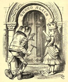 LEWIS CARROLL ILLUSTRATIONS - Google Search