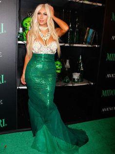 Kim K - Mermaid