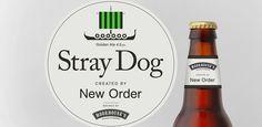 New Order lance (à son tour) sa propre marque de bière - Le monde bouge…