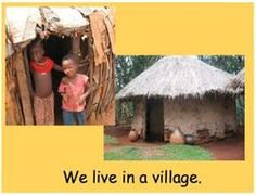 Early Years Virtual Visit to an African Village: Powerpoint