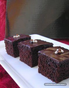 Baking Recipes, Cake Recipes, Dessert Recipes, Desserts, No Bake Cake, Chocolate Cake, Sweet Recipes, Sweets, Cookies