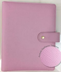 Marion Smith A5 Planner Luscious Pink PRE-ORDER | Marion Smith Designs