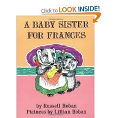 A Baby Sister for Frances
