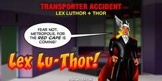 PopFig: Oops! Lex Luthor Plus Thor