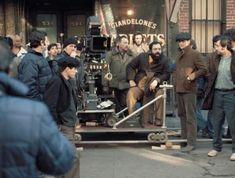 Coppola and DeNiro THE GODFATHER, PART II, 1974 Marlon Brando, Familia Corleone, The Godfather, Wrestling, Cannoli, Shots, Movies, History Of Film, Soundtrack
