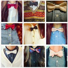 bow ties bow ties bow ties