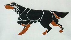 360 Best Animals Dogs Stained Glass Images In 2013