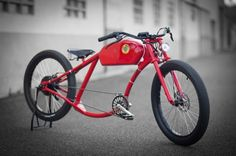 Barcelona's Otocycles combine classic retro style with the modernity of an electric bicycle. Inspired by 1950s design, each of the Otocycles is made to ensure sustainable, but comfortable mobility in urban environments. Weighing just fifty pounds, these super stylish bikes allow users to accelerate to 30 miles per hour without breaking a sweat. | Inhabitat