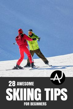 Looking For Skiing Tips For Beginners, Intermediate and Advanced Skiers? We Cover Everything From Clothes and Packing Lists To Fitness and Training. Learn How To Ski For The First Time, How To Carve The Powder Of Colorado's Black Diamonds, And Everything In Between. Photography, Articles, And Lists Of The Best Mountains, Ski Resorts, Slopes, and Cross Country Skiing Around The World. Make This Ski Vacation Fun And Exciting By Preparing First!