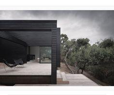 | P | The Black House