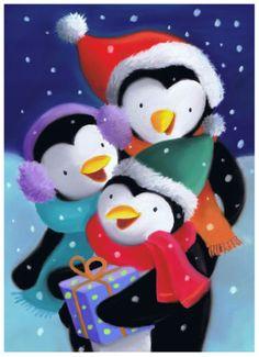 Pauline Siewert - Christmas penguins (150).jpg