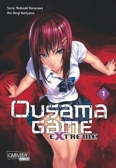 Nobuaki Kanazawa - Ousama Game Extreme (Band 1) 2.5/5 Sterne