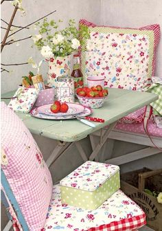 The Cottage Touch Part two...a soft side... - The Cottage Market