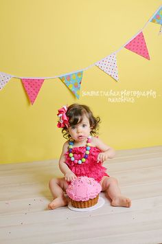 simone.trahan.photography: Myla . 1st Birthday