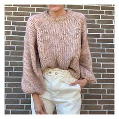 Chunky Sommer - opskrift fra Knitting by Brosbøl & Henriksen Baby Cardigan, Cool Sweaters, Sweaters For Women, Drops Baby, Beginner Knitting Patterns, Knitting Magazine, Vintage Stil, Mohair Sweater, Raglan