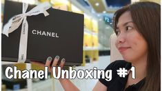 CHANEL UNBOXING NUMBER 1! | ❤️ Bag Talks By Anna ❤️ Anna, Chanel, Number, Bag, Youtube, Bags, Youtubers, Youtube Movies