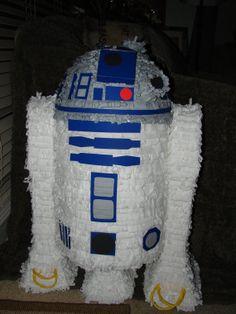 R2D2 Star Wars Pinat