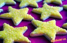 Trblietave citronove hviezdicky