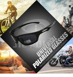 f32b559547 2018 Men s Polarized Sports car Cycling driving Running sunglasses for  fishing golf Softball Baseball Hiking Skiing