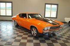 1969 Chevrolet Comaro  www.classicrewind.com
