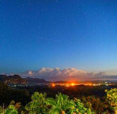 #Vinales by Night #Cuba  Muchos Saludos de La Casa Renga y Julia #BedandBreakfast www.CasaVinales.jimdo.com ✈️ #CubaTravel #Viñales #VinalesValley