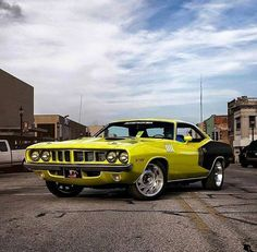 good times — belcolor:     Sweet '71 Plymouth 'Cuda