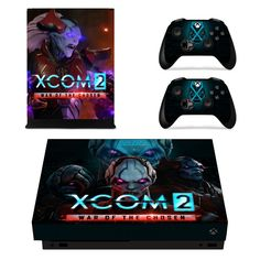 Faceplates, Decals & Stickers Video Game Accessories Flight Tracker Xbox One X Battle Front Ii Skin Sticker Console Decal Vinyl Xbox One Controller