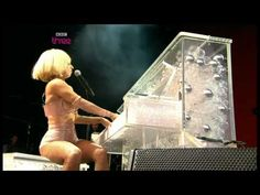 Lady Gaga, Glastonbury Festival 06/26/2009 part 4/4