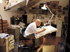 Muddy Colors: Artist's Studios