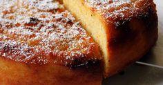 Diary of a Ladybird: Orange, cardamom and almond cake with orange-blossom yoghurt Gluten Free Cakes, Gluten Free Baking, Gluten Free Desserts, Healthy Cake Recipes, Sweet Recipes, Dessert Recipes, Sin Gluten, Scones And Jam, Orange And Almond Cake