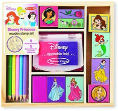Disney Princess Necklaces | Crafting in the Rain