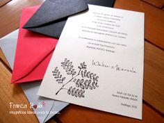 Las invitaciones de boda originales son muy cotizadas hoy por los novios. Ya no se usan las típicas tarjetas blancas, ahora hay alternativas muy entretenidas para que entregues a tus invitados un detalle diferente y que marque la tónica que … Seguir leyendo →