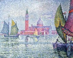 Venise, Saint-Georges Paul Signac
