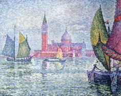 Venise, Saint-Georges Paul Signac