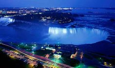 Ontario Canada beautiful Attraction Who don't know about Niagara Falls? Niagara Falls is the most wonderful waterfall i. Vacation Places, Vacation Destinations, Dream Vacations, Vacation Spots, Places To Travel, Places To See, Vacation Memories, Vacation Ideas, Niagara Falls Lights