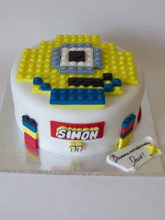 Minion lego Cake Fée la Fête