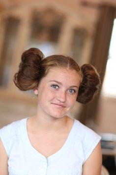 modamama how to the perfect princess leia double buns hair