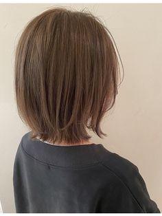 Short Straight Hair, Girl Short Hair, Medium Hair Styles, Curly Hair Styles, Ulzzang Hair, Choppy Bob Hairstyles, Shot Hair Styles, Elegant Hairstyles, Grunge Hair