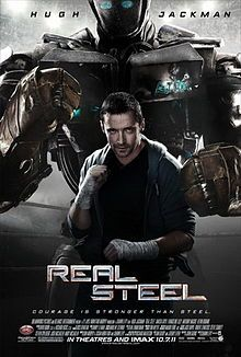 Real Steel is a 2011 American science fiction sports drama film starring Hugh Jackman and Dakota Goyo, co-produced and directed by Shawn Levy for DreamWorks Pictures.