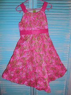 Rare, Too! Spring Time Dress Size 5