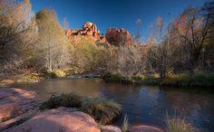 Cathedral Rock, Sedona, Arizona paradise-fall.com Yang Lu photographer