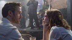 Ryan Gosling and Emma Stone - La La Land Movie