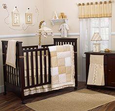 Baby Free Neutral Nursery Decor
