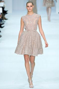 Elie Saab Spring 2012 Haute Couture Collection
