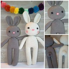 This little bunny is so sweet and cuddly! I love how simple it is- perfect for dressing up or enjoying as is! My favorite is the ...